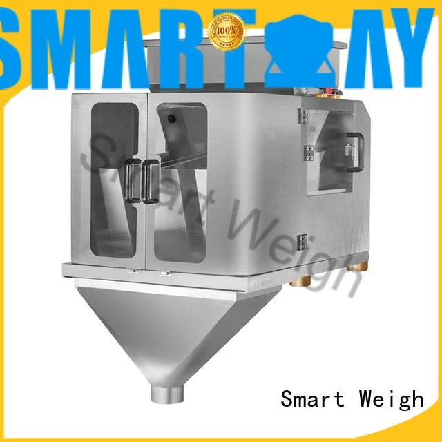 linear weigher packing machine rice for packing machines linear weigher combination Smart Weigh Brand