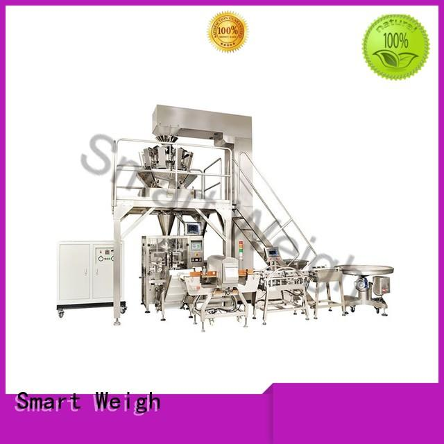 Smart Weigh first-rate multihead weigher for food packing