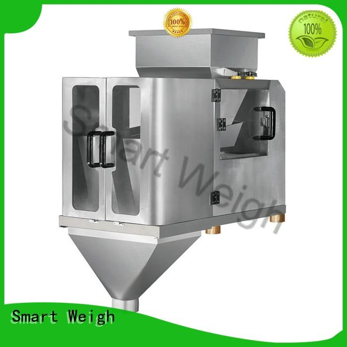 powder rice sugar beans linear weigher Smart Weigh