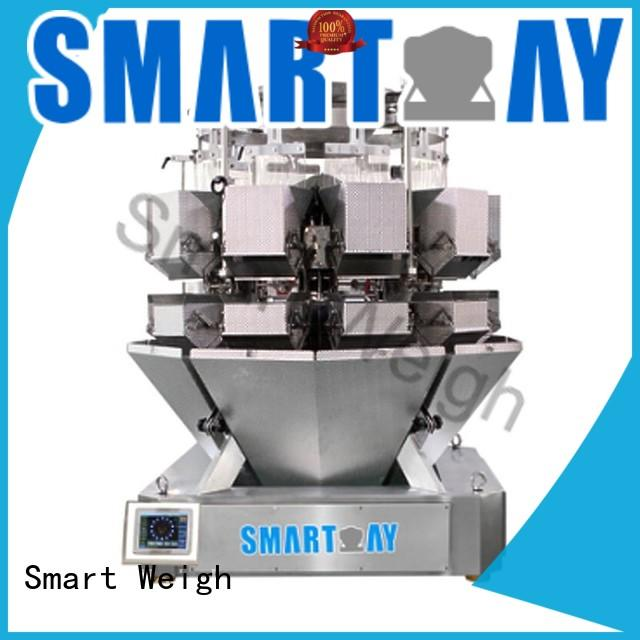 Smart Weigh inexpensive multiweigh systems screw for food labeling