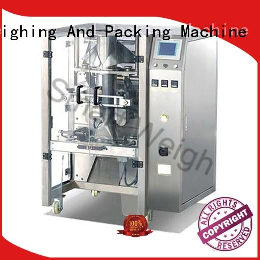 combined pouch vertical packaging machine Smart Weigh
