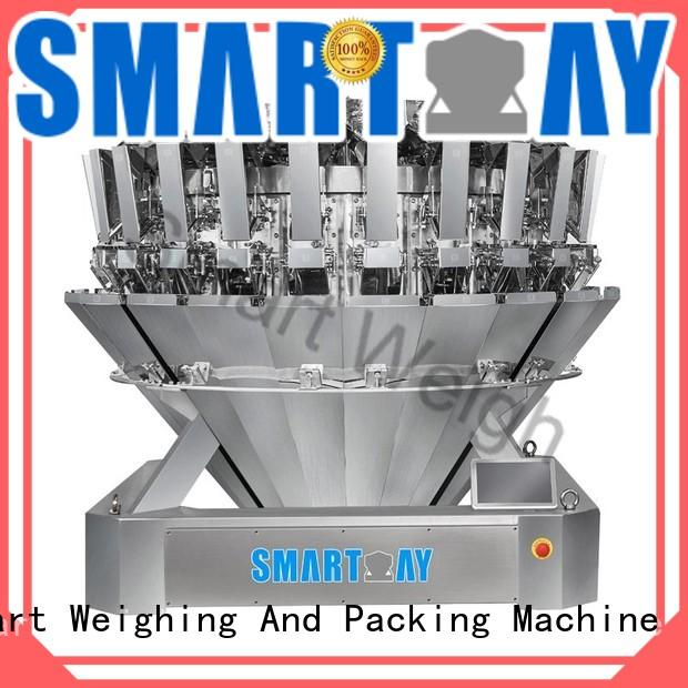 Smart Weigh best-selling multihead weigher packing machine for sale large for food weighing