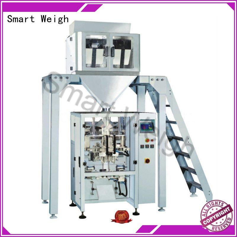 Smart Weigh semiautomatic integrated packaging systems order now for food labeling