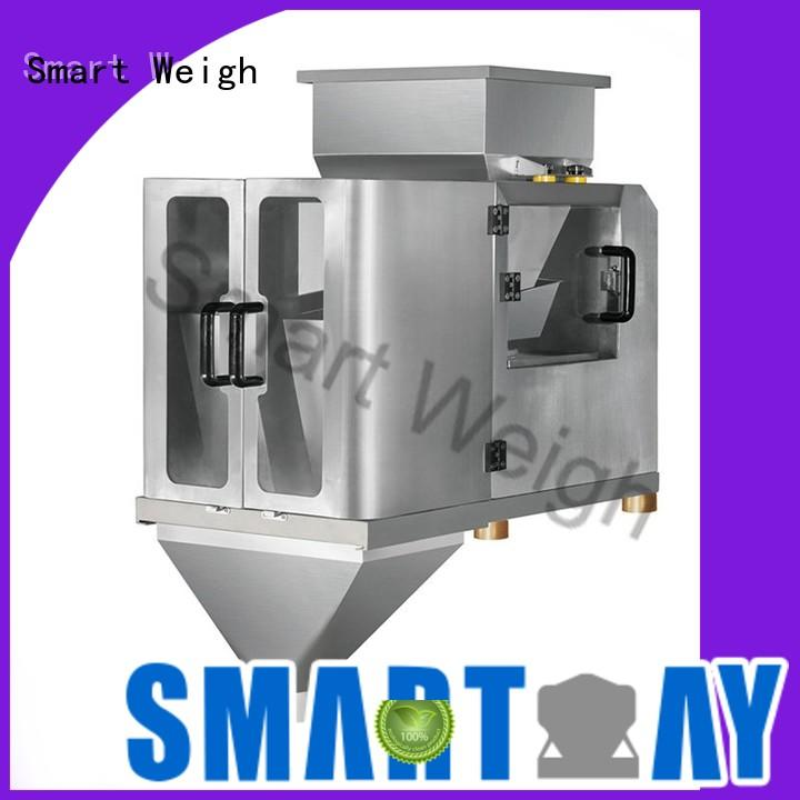 Smart Weigh linear 2 head linear weigher with good price for food weighing
