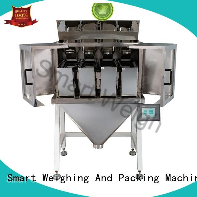 Smart Weigh smart linear weigher for food labeling