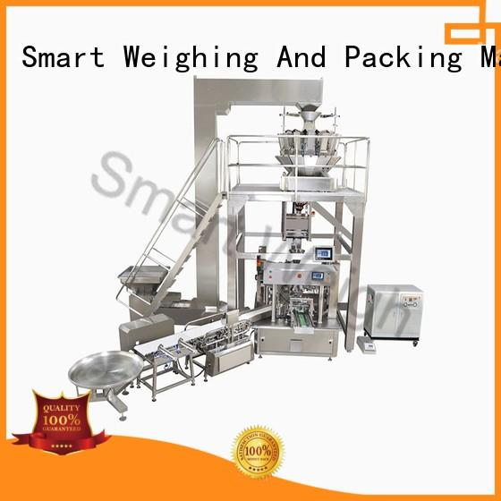 linear packaging systems inc semiautomatic Smart Weigh company