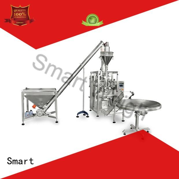 powder semiautomatic premade packaging systems inc Smart Brand