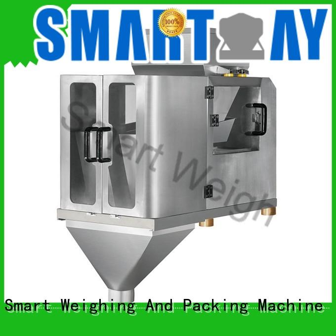 Smart Weigh swlw1 linear weigher single head for food packing