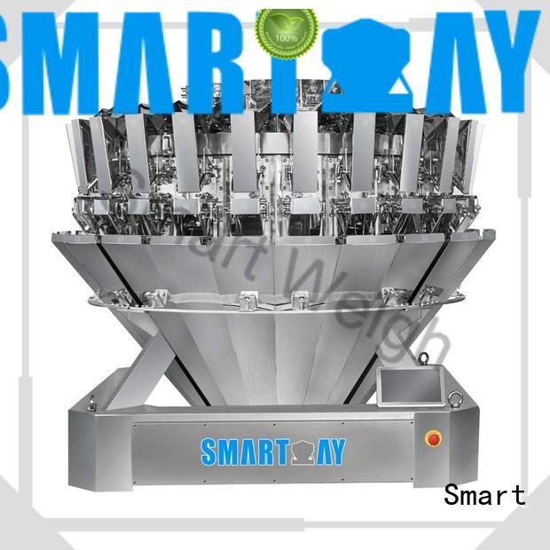 Smart Brand mini speed multihead weigher packing machine