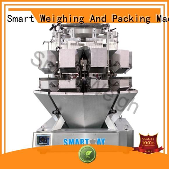 Smart Weigh head weight machine directly sale for food labeling