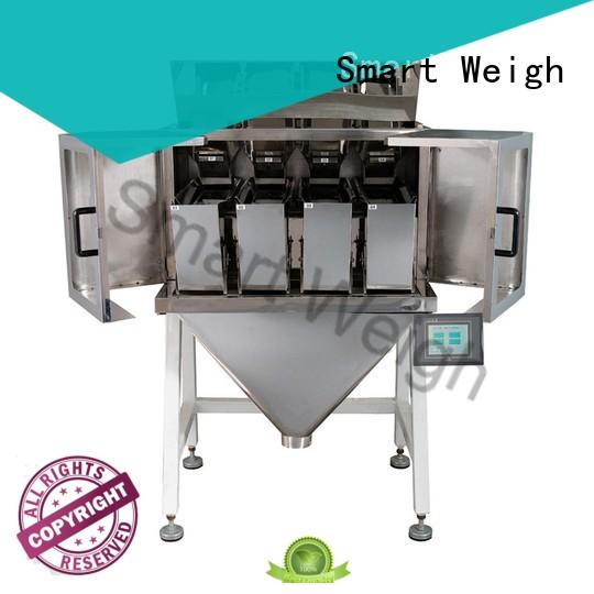 linear weigher packing machine industrial Smart Weigh Brand linear weigher