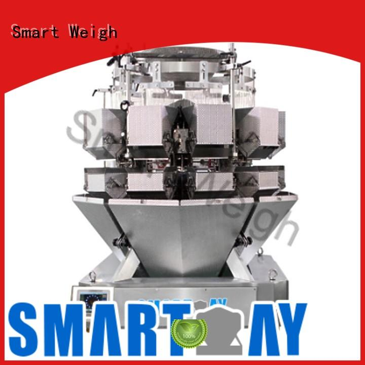 screw mixture multihead weigher packing machine Smart Weigh Brand