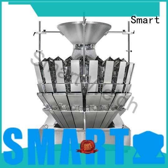 Smart Brand large speed multihead weigher packing machine mixture