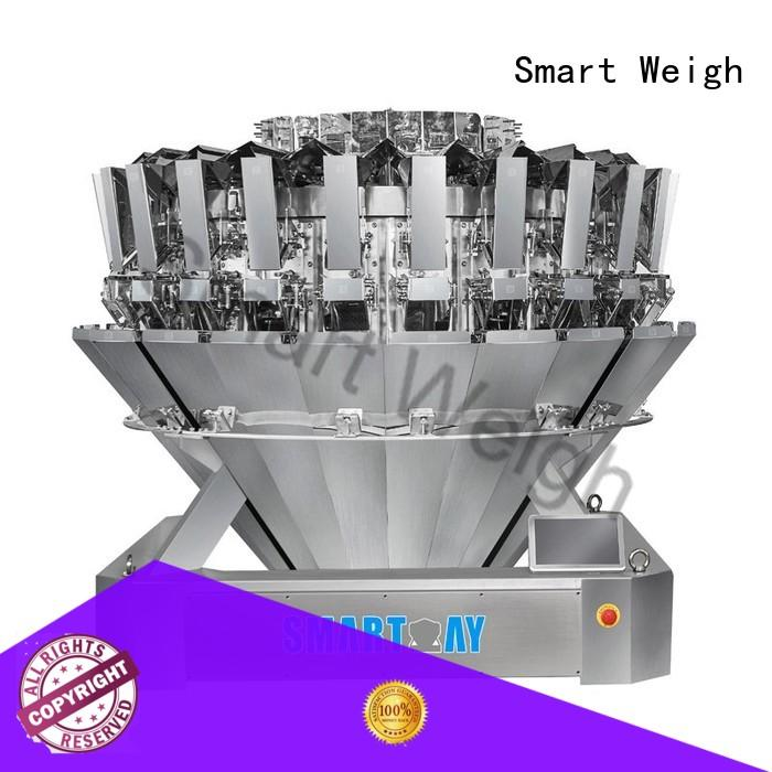 easy-operating multihead weigher twin with good price for food packing