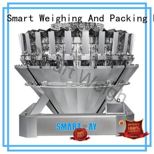 Smart Weigh Brand accurate multihead weigher packing machine speed supplier
