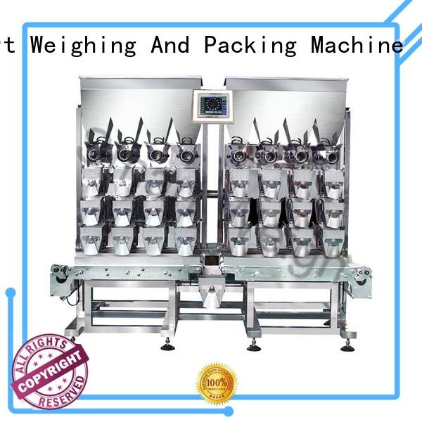automatic save manpower electronic computer Smart Weigh Brand combination weigher supplier