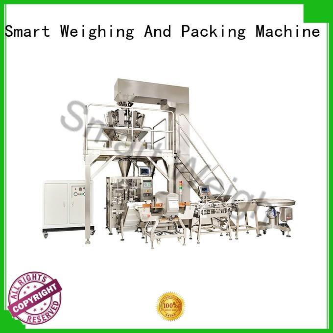 Smart Weigh SW-PL1 Multihead Weigher Vertical Packing System