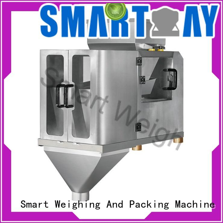 Hot pasta linear weigher for packing machines powder Smart Brand