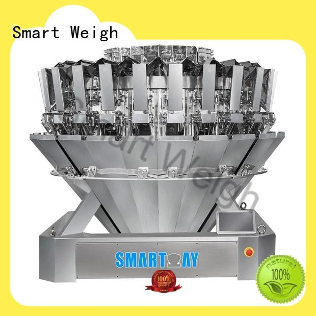 easy-operating multihead weigher mixture directly sale for foof handling