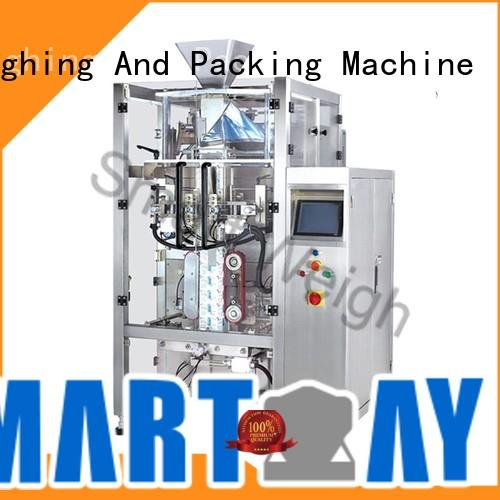 Smart Weigh high quality food packing machine free quote for food labeling