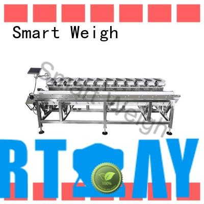 Smart Weigh adjustable electronic weighing machine from China for foof handling