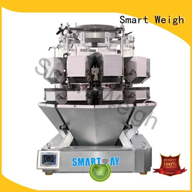 Smart Weigh adjustable multihead weigher china from China for foof handling