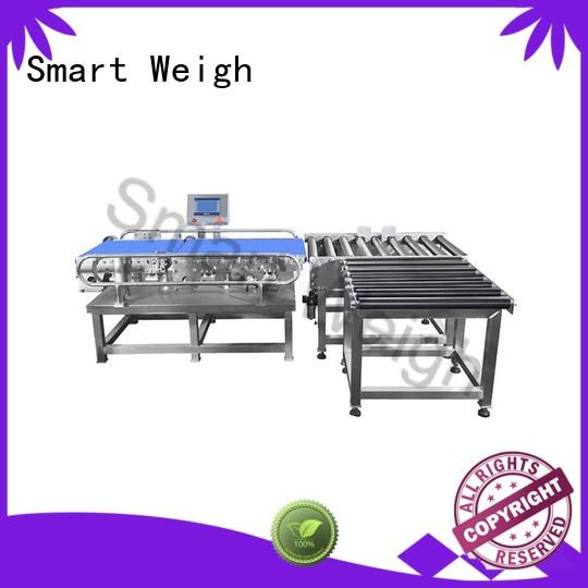 Smart Weigh smart inspection equipment factory price for foof handling