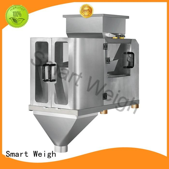 smart Custom industrial linear weigher nuts Smart Weigh