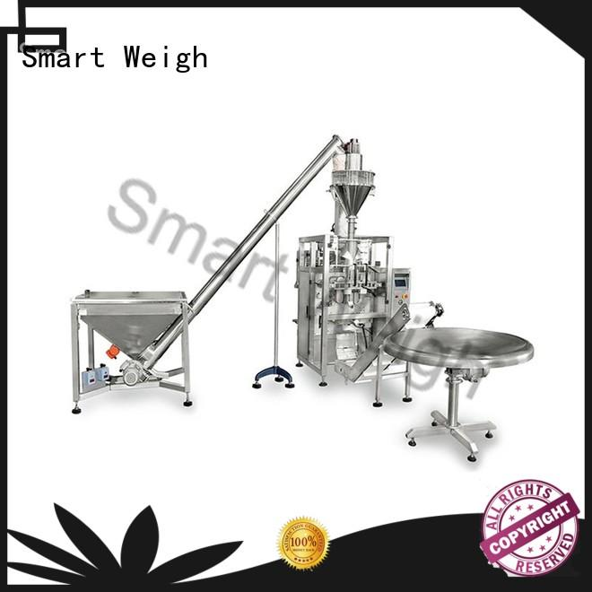 machine weigher automated packaging systems smart Smart Weigh Brand
