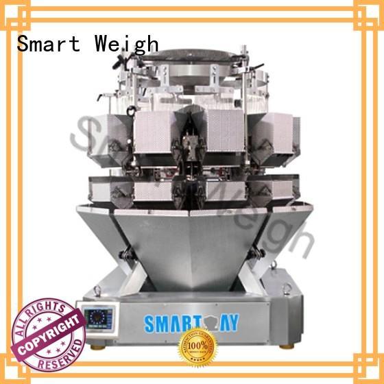 multihead weigher packing machine screw mini Smart Weigh Brand multihead weigher