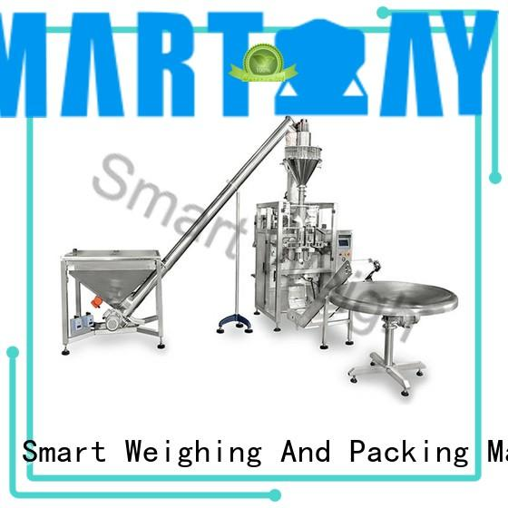 Smart Weigh measure smart packaging system in bulk for food labeling