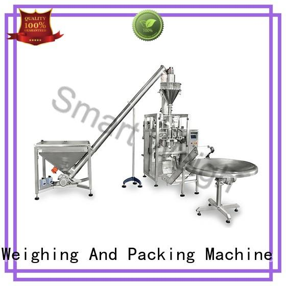 Smart Weigh steady packaging automation systems inquire now for food weighing