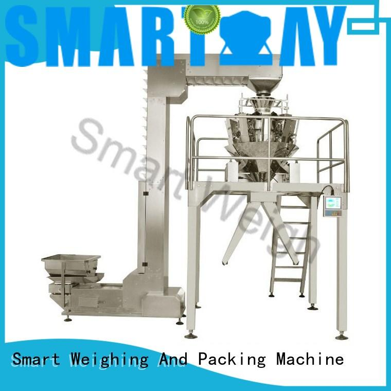 Smart Weigh durable luggage packing system order now for foof handling