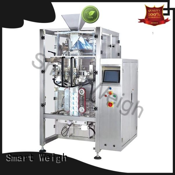 Smart Weigh Brand combined automatic quadsealed custom vffs