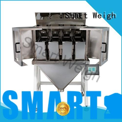 nuts high accuracy linear weigher packing machine Smart Weigh Brand