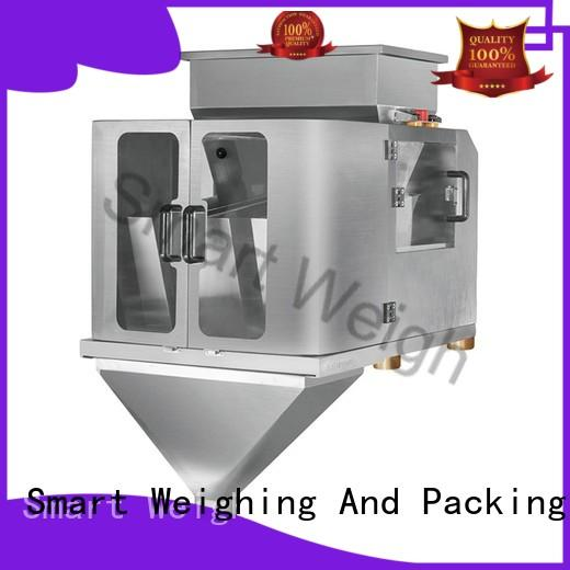 Smart Weigh pouch weight machine from China for food weighing