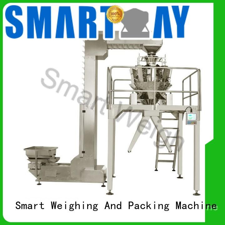 Smart Weigh affordable advanced packaging systems inquire now for foof handling