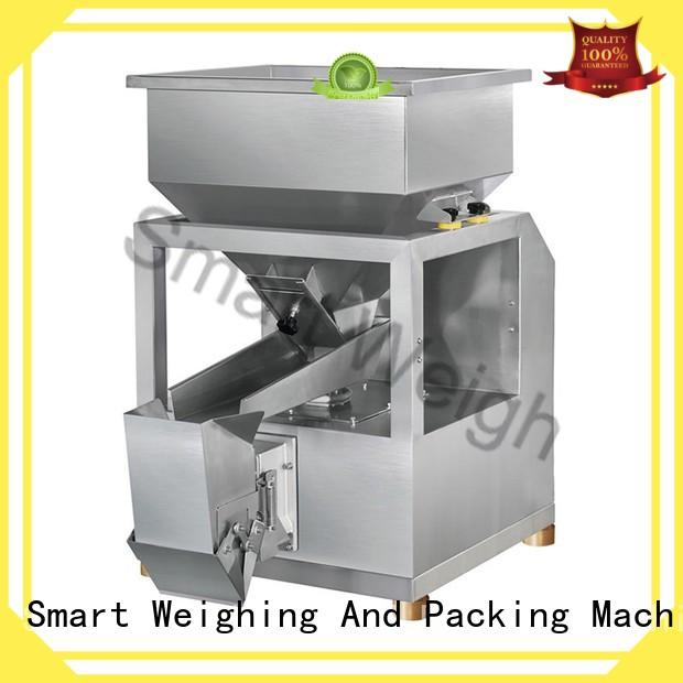 linear weigher packing machine beans rice combination Smart Weigh Brand company