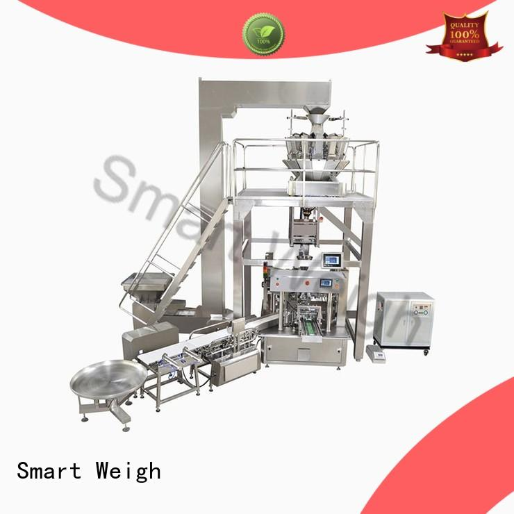semiautomatic packing system automatic cup for foof handling Smart Weigh