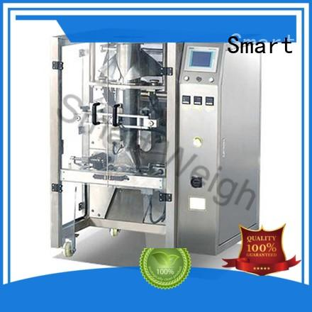 Smart Brand weigher combined vffs quadsealed