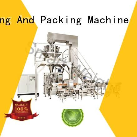 Smart Weigh machine smart packaging system order now for food packing
