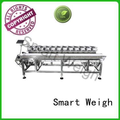 Smart Weigh best weight machine factory price for foof handling