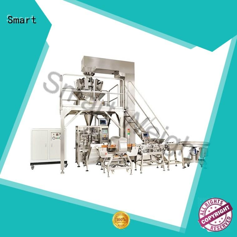 Smart Brand multihead measure packaging systems inc weigh