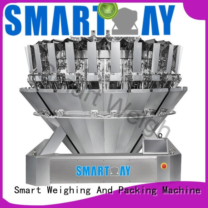 Smart Weigh best-selling chinese multihead weigher factory price for food packing