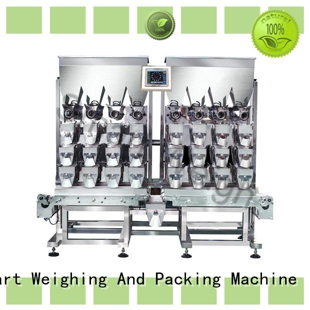 Smart Weigh steady combination weigher free quote for food labeling