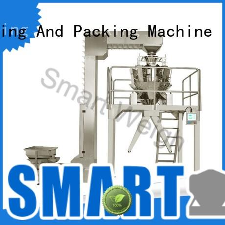linear weigher Smart Weigh Brand automated packaging systems