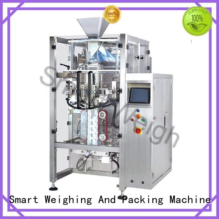 Smart Weigh SW-P460 Quad-sealed Bag Packing Machine