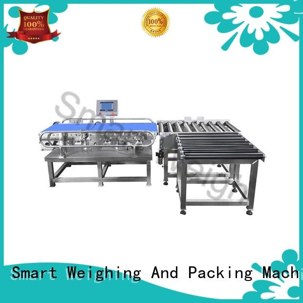 best check weigher metal customization for food weighing