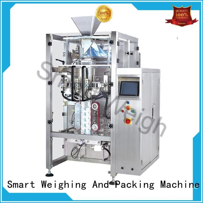 easy operating seal packing machine combined factory price for food weighing