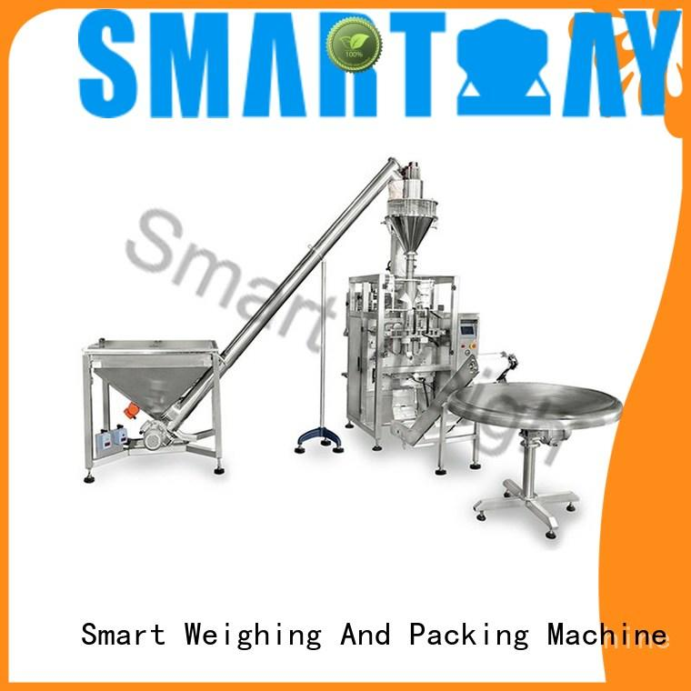 Smart Weigh adjustable luggage packing system inquire now for food labeling